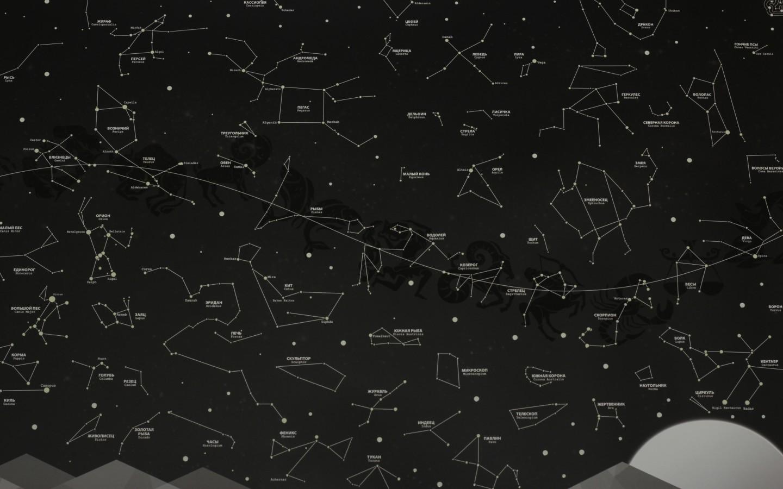 Star Light Map