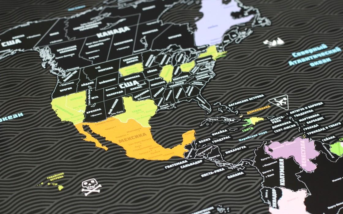 True Map Plus Noir